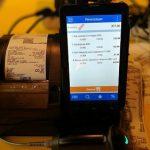 Электронный кассовый чек