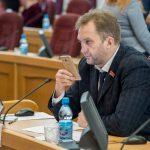 Депутат заксобрания за год заработал три копейки