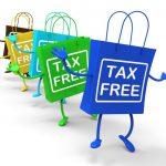 Tax free полностью переведут в электронный вид